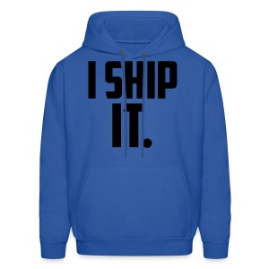 I Ship It - Men's Hoodie