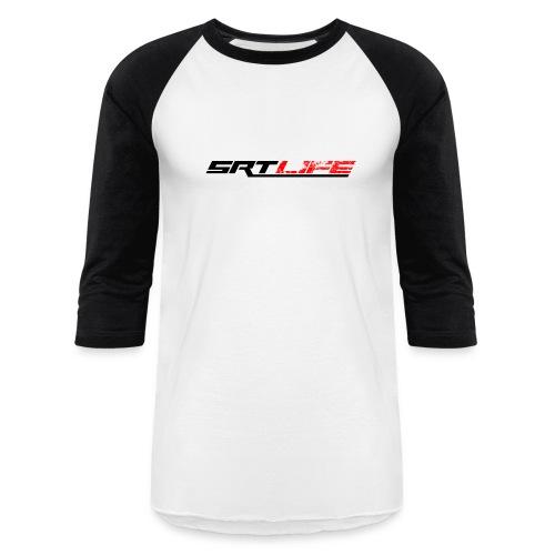 SRT:LIFE Baseball Tee - Baseball T-Shirt