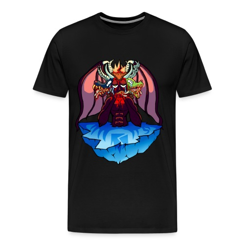 Canto XXXIV - Men's Premium T-Shirt