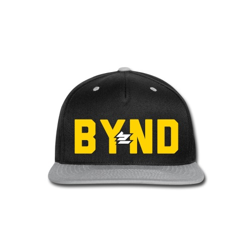 byndblue - Snap-back Baseball Cap
