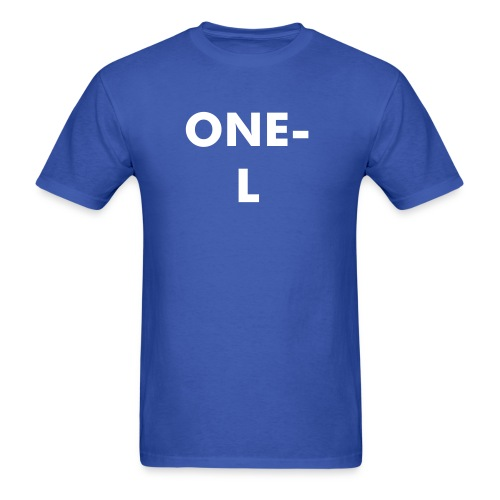 One-L Men's Tee - Men's T-Shirt