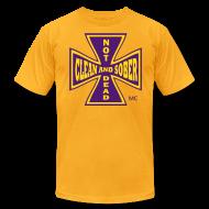 T-Shirts ~ Men's T-Shirt by American Apparel ~ CASND Motorcycle Club