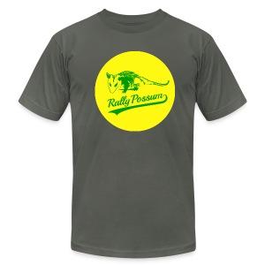 Rally Possum Men's T-Shirt - Men's Fine Jersey T-Shirt