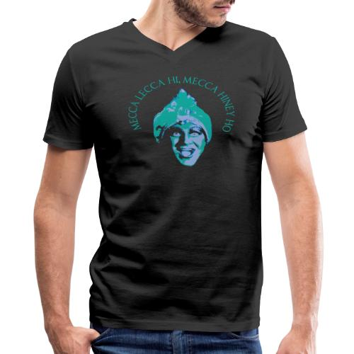 Jambi the Genie - Men's V-Neck T-Shirt by Canvas