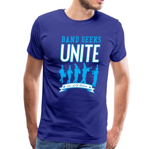 Band Geeks Unite Tee - Men's Premium T-Shirt