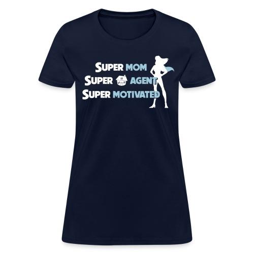 Super Mom Tee - Women's T-Shirt