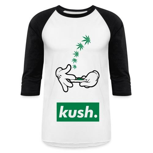 Kush Long-sleeve Shirt - Baseball T-Shirt