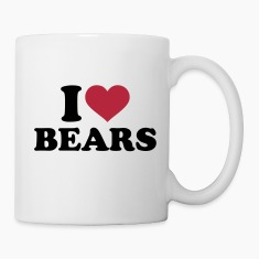I love Bears Bottles & Mugs