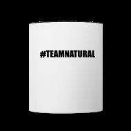 Mugs & Drinkware ~ Contrast Coffee Mug ~ #TeamNatural Mug