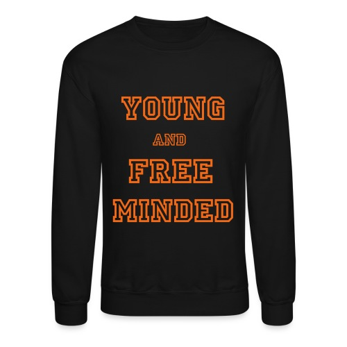 Men's Crawneck: Y-A-F-M - Crewneck Sweatshirt