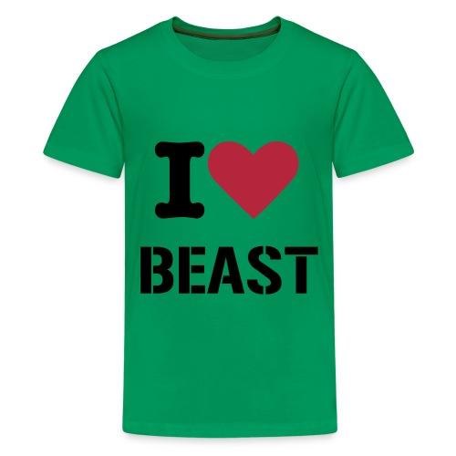 Officla Gaming Beast Kids Tee! - Kids' Premium T-Shirt