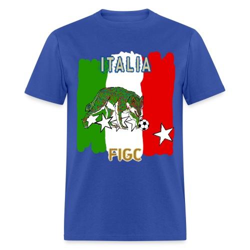 World Cup Italy Soccer (Football) - Men's T-Shirt