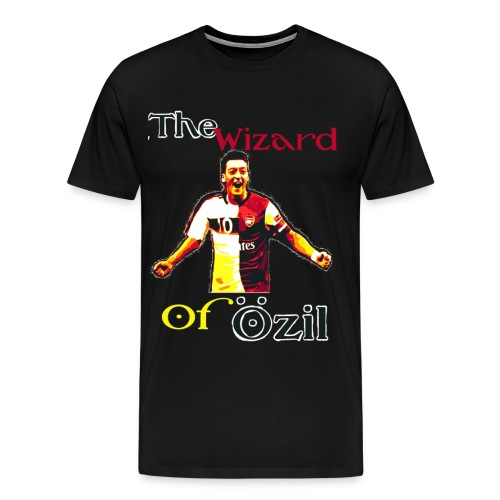 The Wizard of Oezil - Men's Premium T-Shirt