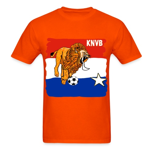 The Netherlands Quest for Brazil World Cup 2014  - Men's T-Shirt