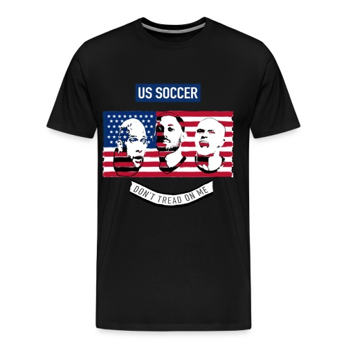 Stars of USA for World Cup 2014 - Men's Premium T-Shirt