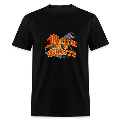 T-shirt standard Forum de la Guerre - Men's T-Shirt
