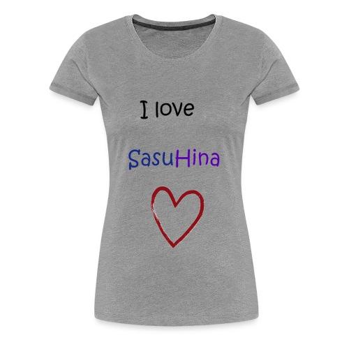 Sasuhina - Women's Premium T-Shirt