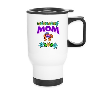 Proud Mom Travel Mug - Travel Mug