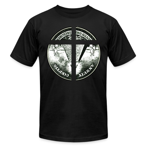 CrossEyed Tee - Men's  Jersey T-Shirt