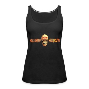 Womens Hellmouth Logo Tank - Women's Premium Tank Top