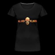 T-Shirts ~ Women's Premium T-Shirt ~ Woments Logo T Plus Size