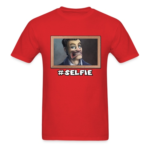 GMod #SELFIE - Men's T-Shirt