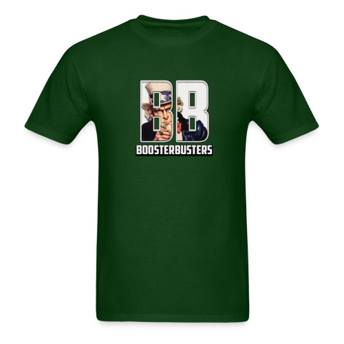 I'm a Booster Buster V2 - Men's T-Shirt