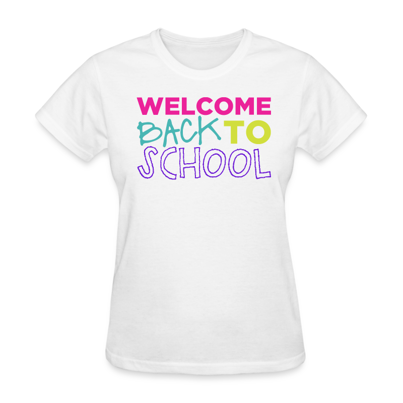 Welcome Back to School T-Shirt | Teacher T-Shirts