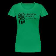 T-Shirts ~ Women's Premium T-Shirt ~ Women's Ladymon Logo Shirt