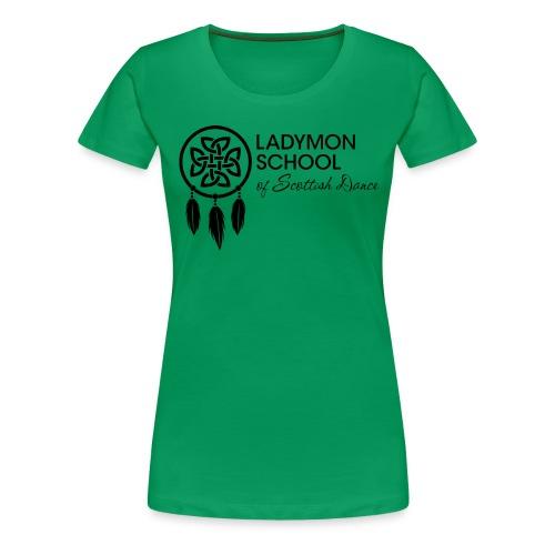 Women's Ladymon Logo Shirt - Women's Premium T-Shirt