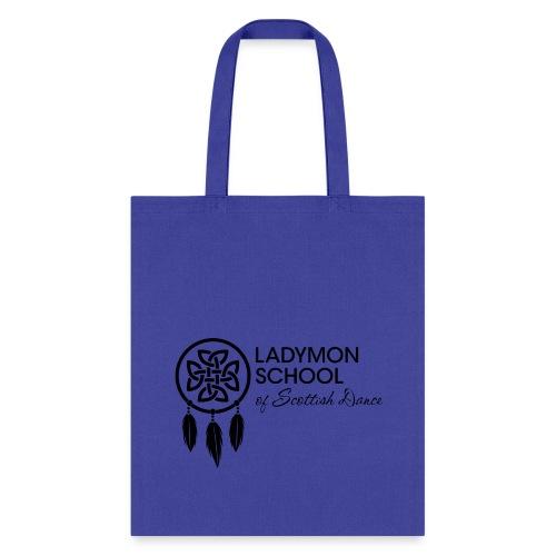 Ladymon Logo Tote - Tote Bag