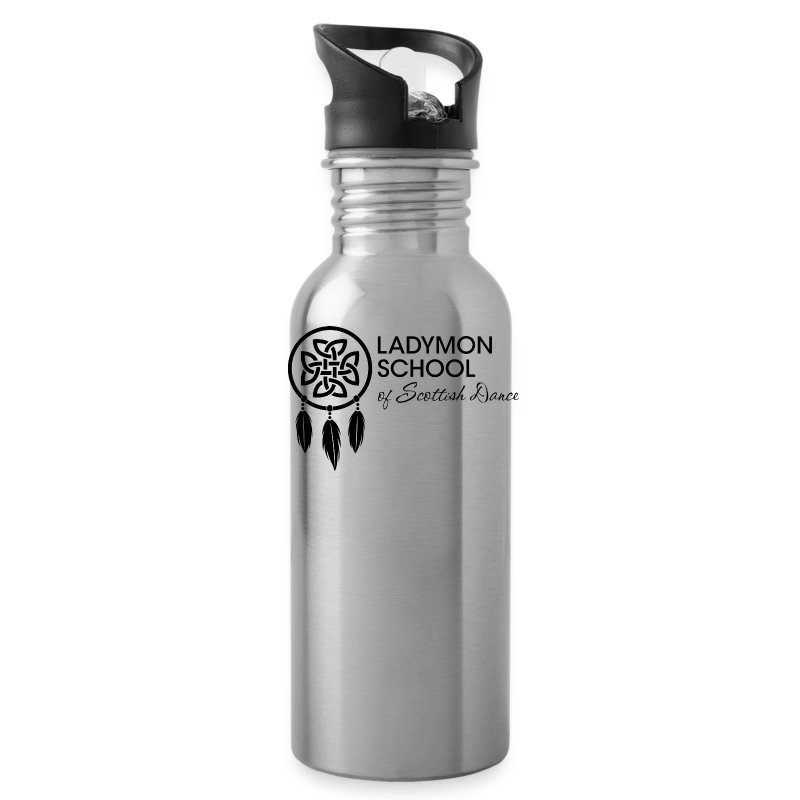 Ladymon Logo Water Bottle - Water Bottle