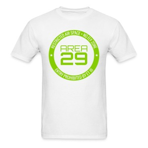 Easy Fit Area 29: No Fly Zone - Men's T-Shirt