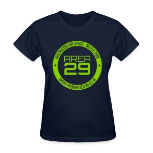 Easy Fit Area 29: No Fly Zone - Women's T-Shirt