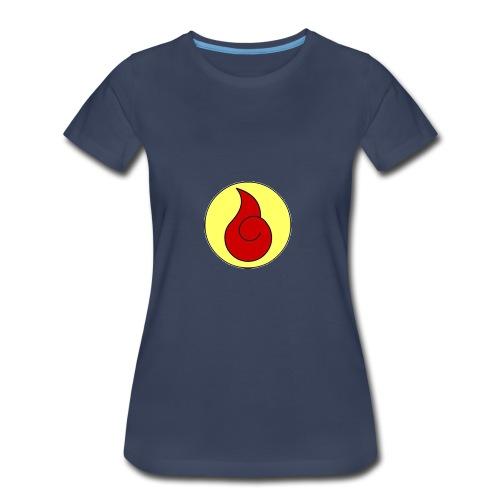 Hyuuga Clan Logo - Women's Premium T-Shirt