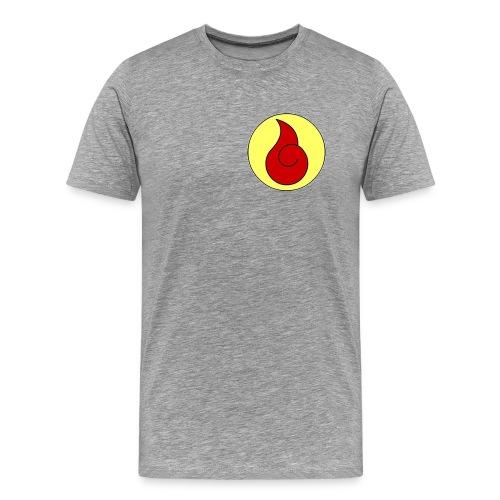 Hyuuga Clan Logo - Men's Premium T-Shirt