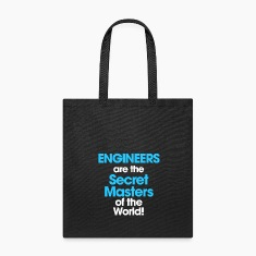 ENGINEERS are Secret Masters Tote Bag
