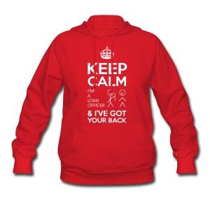 Keep Calm Loan Sweatshirt - Women's Hoodie