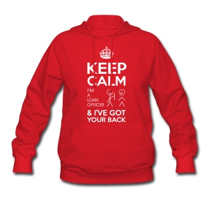 Keep Calm Loan Sweatshirt - Women's Hoodie