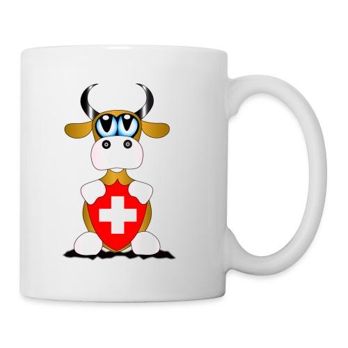 Swiss Cow - Coffee/Tea Mug