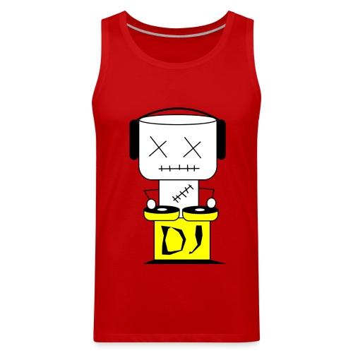 DJ - Men's Premium Tank