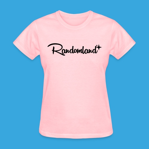 Women's Randomland logo! - Women's T-Shirt