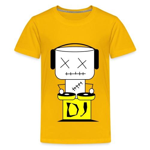 DJ - Kids' Premium T-Shirt