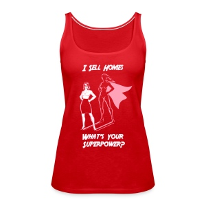 Superpower Female Premium - Women's Premium Tank Top