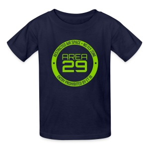 Kids Area 29: No Fly Zone - Kids' T-Shirt