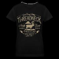T-Shirts ~ Women's V-Neck T-Shirt ~ Women's Hand Made Shirt
