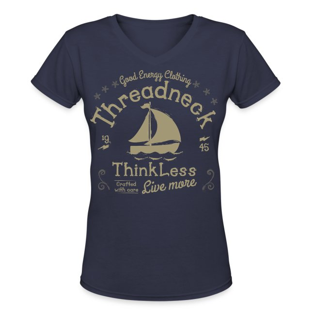 Women's Think Less Shirt