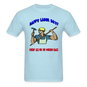 Happy Labor T-Shirt For Men - Men's T-Shirt