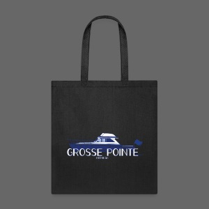 Grosse Pointe Michigan - Tote Bag