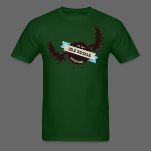 Isle Royale - Men's T-Shirt
